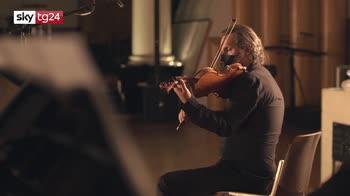 Piccioni & Quartetto Pessoa, concerto omaggio a Morricone