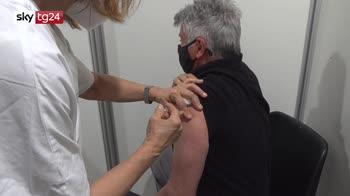 Vaccini, l'Unipol Arena di Casalecchio diventa Hub