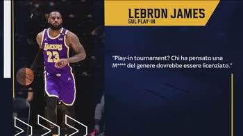 NBA il nervosismo di LeBron e dei Lakers_5312547