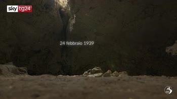 Scoperti al Circeo i resti di 9 uomini di Neanderthal
