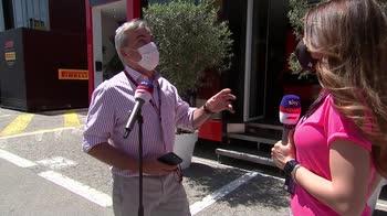 INTV PADRE SAINZ (in onda alle 14:40 su Sky Sport F1)
