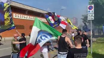 Festa Inter a San Siro: la situazione