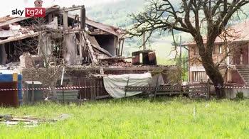 Esplosione a Gubbio, si indaga per disastro colposo