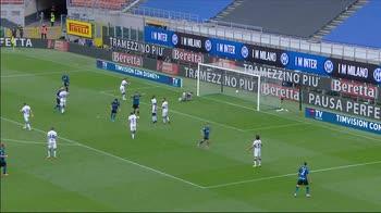 Inter-Sampdoria 5-1, gol e highlights