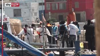 Migranti, nuovo sbarco a Lampedusa:  arrivati in 97