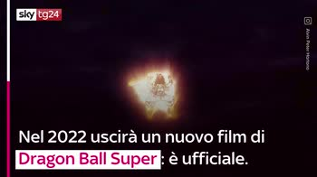 VIDEO Dragon Ball Super: un nuovo film nel 2022