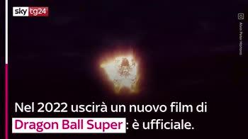 VIDEO Dragon Ball Super: un nuovo film nel 2022