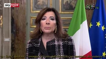 ERROR! Femminicidi, Casellati, Legalità e cultura contro la violenza
