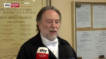 Teatro alla Scala riapre con Riccardo Chailly