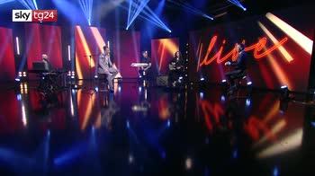 Ghemon ospite di Stories live: l'artista si racconta a Sky tg24 EMBARGATO FINO ALLE 21:00