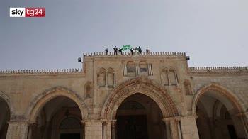 Israele, raid dopo razzi su gerusalemme, vittime  a gaza