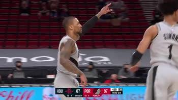 NBA, 34 punti di Damian Lillard contro Houston
