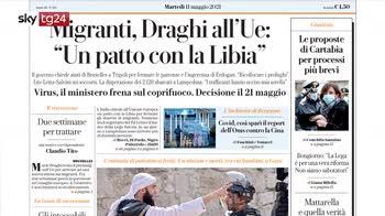 Rassegna stampa: i giornali di oggi 11 maggio