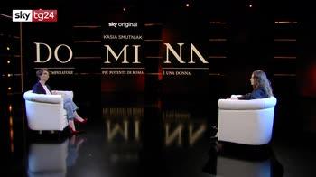 "Kasia Smutniak racconta ""Domina"", su Sky dal 14 maggio"