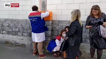 ERROR! russia, sparatoria in una scuola: 11 morti