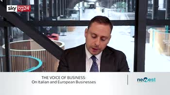The voice of business: the interview with Massimo Lapucci