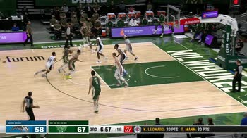 NBA Highlights Milwaukee-Orlando 114-102_2958631