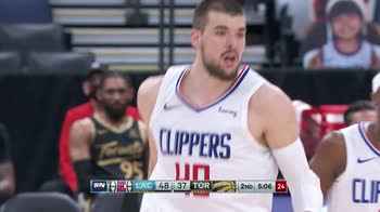NBA Highlights Toronto-LA Clippers 96-115_3402843