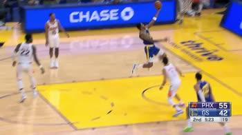NBA, tripla doppia per Draymond Green contro Phoenix