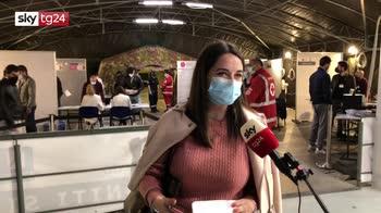 Vaccini, a Caserta un Astra day per gli over 18