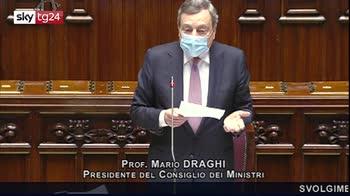 ERROR! Infortuni lavoro, Draghi ricorda Luana, serve fare di più