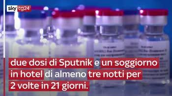 Covid, San Marino e il turismo del vaccino