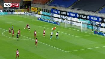 Serie A, Inter-Roma 3-1: video, gol e highlights
