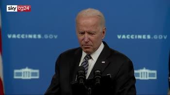 ERROR! Biden: Israele ha il dirirro di difendersi
