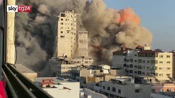 Guerra Israele-Gaza: almeno 50 vittime e centinaia di feriti