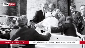 40 anni attentato Papa, la cronaca originale della Radio Vaticana