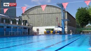 Impianti sportivi, il 15 riaprono piscine all'aperto. Grande richiesta