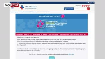 Successo straordinario per l'open day Astrazeneca nel Lazio