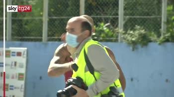 Jacobs nuovo recordman dei 100 metri: il ritratto VIDEO
