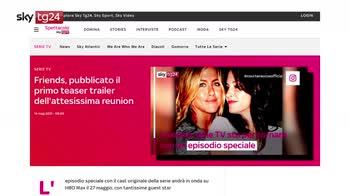Friends Riunion: il 27 maggio su HBO Max