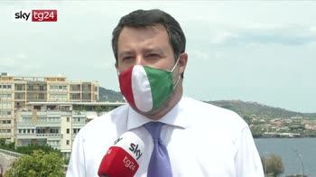 ERROR! Salvini: in Sicilia c'è bisogno di turisti non di sbarchi