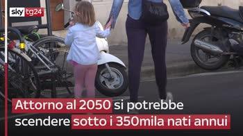 Crollo natalità e invecchiamento popolazione, i dati Istat
