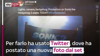 VIDEO Sonic 2, terminate le riprese del film