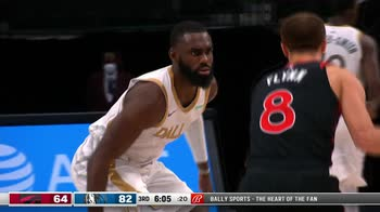 NBA Highlights Dallas-Toronto 114-110_5507142