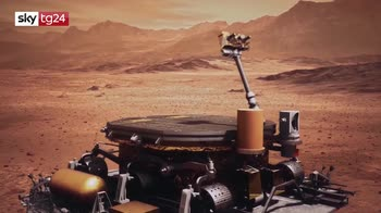 ERROR! La Cina su Marte, il rover Zuhrong sbarca sul Pianeta Rosso