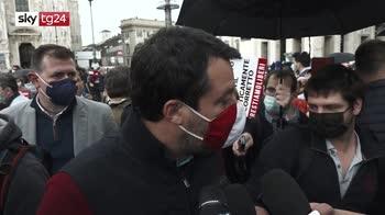 Salvini a Speranza, basta con cautela ora riaprire