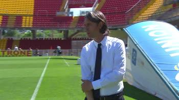 """Inzaghi: """"Dobbiamo vincere, nostre motivazioni superiori"""""""