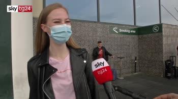 Quarantene abolite, a Malpensa viaggiatori atterrano per turismo e lavoro
