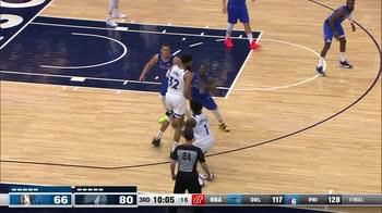 NBA, 30 punti di Anthony Edwards contro Dallas