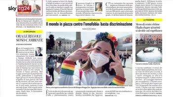 Rassegna stampa, i giornali del 17 maggio