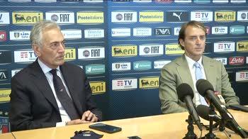 WARN! - Mancini ha firmato il rinnovo: sarà ct azzurro fino al 2026