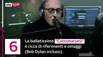 VIDEO Franco Battiato, le 10 canzoni più famose