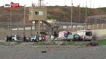 Migranti, 6000 persone a Ceuta