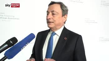 ERROR! Draghi, Vaccinazioni e regole hanno migliorato situazione