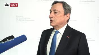 ERROR! Covid, Draghi, Per Africa serve ristrutturazione dei debiti