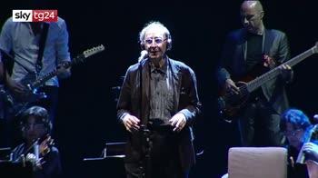 Addio Battiato, il ricordo di Pippo Baudo del grande cantautore
